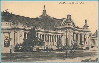 Carte Postale Paris - Le Grand Palais (#15852)