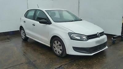 2011 Volkswagen Polo S A/C Salvage Category C 61156