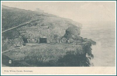 Postcard Swanage - Tilly Whim Caves (#14964)