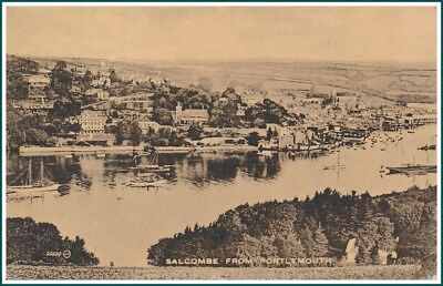 Postcard Salcombe - From Portlemouth (#14938)