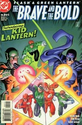 FLASH & GREEN LANTERN: THE BRAVE AND THE BOLD #2 (of 6)