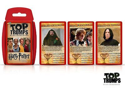 Top Trumps - Harry Potter & the Goblet of Fire Card Game