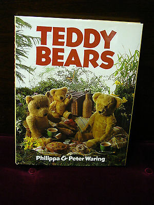 Teddy Bears by Phillippa and Peter Waring