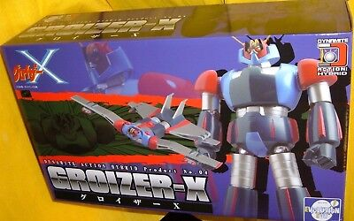 EVOLUTION GLOIZER X GROIZER ROBOT METAL Nagai DYNAMITE ACTION HYBRID MINT in BOX
