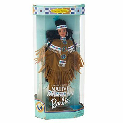 Mattel Barbie 1997 Collector Ed. Dolls of the World 12 in Doll - Fourth
