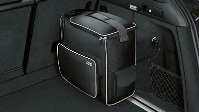 Genuine Audi Refrigerated Electric Cool Box Bag + Espresso Machine IDEAL GIFT
