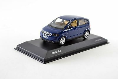 """AUDI A2, Brilliant Blue, 1 : 43'' Limited to 500 Pieces """""""