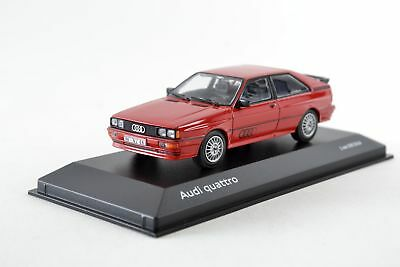 """Audi Quattro, TORNADOROT, 1: 43'' Limited to 500 Pieces """""""