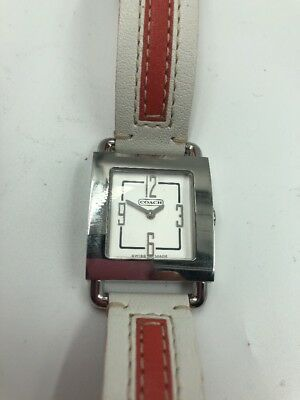 Ladies Coach Wrist Watch Swiss Made