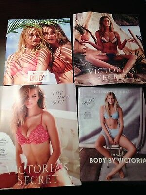 Victorias Secret Catalogs (4)