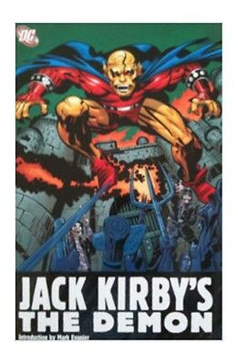 Jack Kirby's The Demon Hardcover HC book