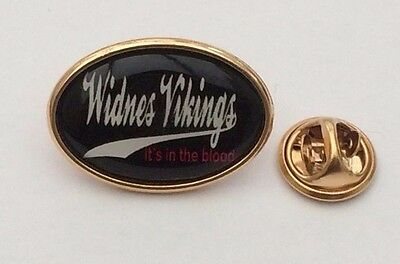 Widnes Vikings Its In The Blood badge