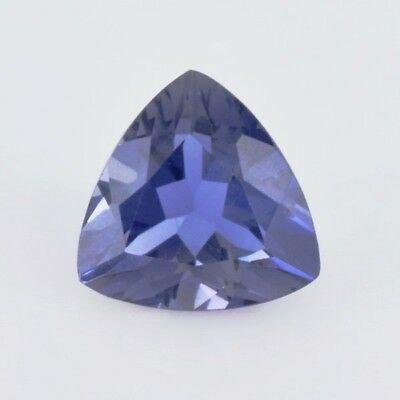 IOLITH  -  TRILLANT FACET  -  6 mm  -  0,57 ct.