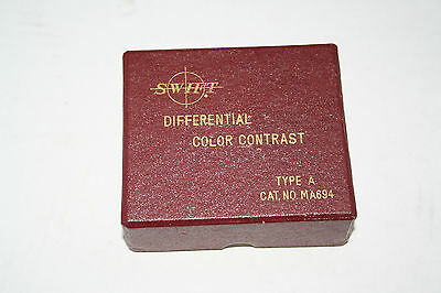 Contrast Lens Differential Colour Type A Ma694 Swift Lens 2 Lenses Ref 171A