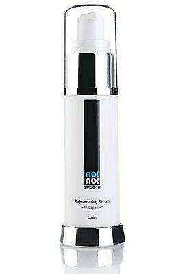 No N0 Smooth Rejuvenating Serum With Capislow 30Ml - Free Post In