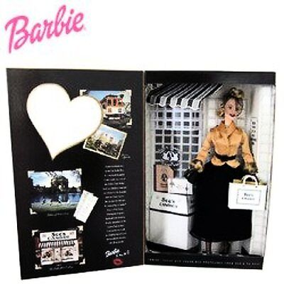Mattel Barbie I Left My Heart in San Francisco Sees Candies Special Ed. - 2001