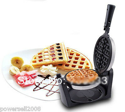 Household Automatic Flip Waffle Machine Electric Waffle Maker Appliances Kitchen