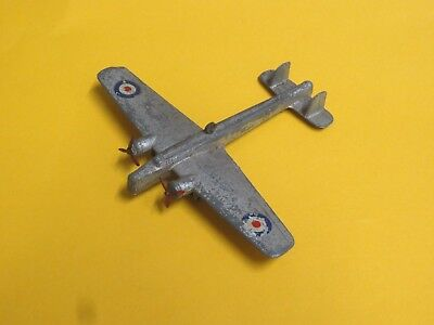 Pre-war Dinky Toys Whitley Bomber