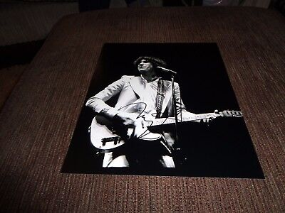 RAY DAVIES signed photo [obtained in person]