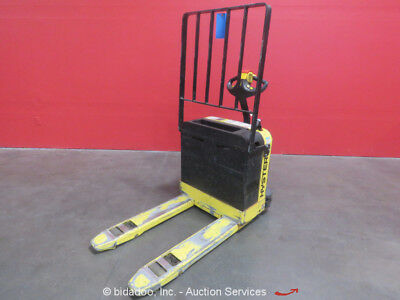 Hyster W40Z Electric 4K Industrial Warehouse Pallet Jack Material Lift Truck