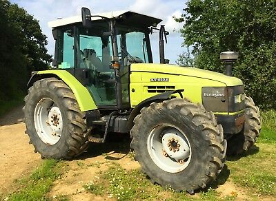 Hurlimann Deutz 910 Tractor ex.Farm 105HP Suit Deere Massey or Fendt Operator