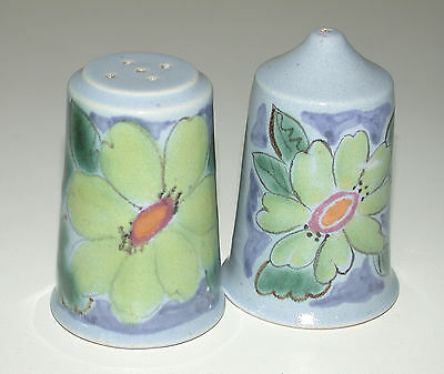 Buchan Portobello Scotland  Salt & Pepper Pots M2 -247