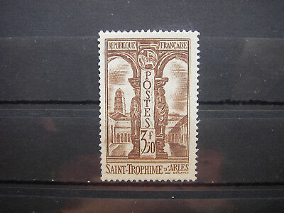 1935   TIMBRE  FRANCE   yt  302  NEUF **