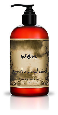 WEN Sweet Almond Mint Cleansing Conditioner 16 Oz