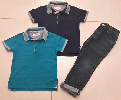 Ted Baker Next Boys Small Clothes Bundle Age 4 Years