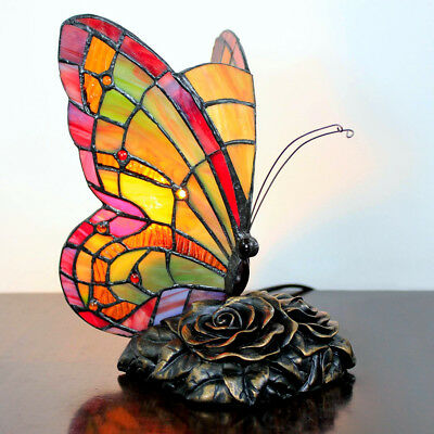 NEW Butterfly Accent Table Lamp