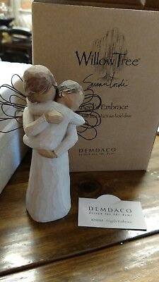 Willow Tree by Demdaco-Angels Embrace #26084-Susan Lordi-new w/tag
