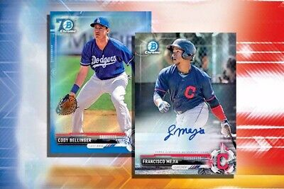 Forrest Whitley Astros 2017 Bowman Chrome 10 Case Player Break 7 HBY 3 HTA