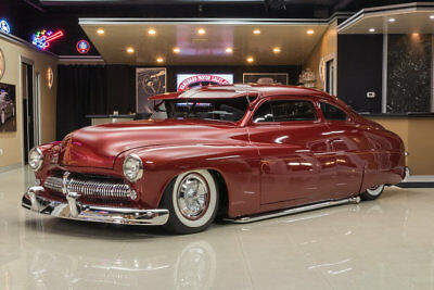 1949 Mercury Monterey Lead Sled Custom Mercury Lead Slead! GM 350ci V8, Automatic, PS, PB, A/C, Disc, Air Ride