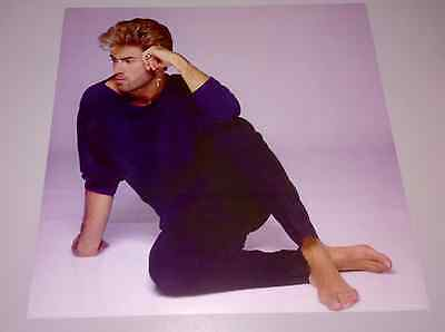 George Michael I Want Your Sex 12x12 USA PROMO ONLY Display Wham