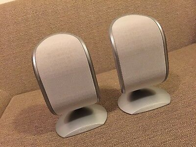 Sony SS-TS5 Home Cinema Surround Sound Satellite Speakers (1 pair ) Excell Cond.