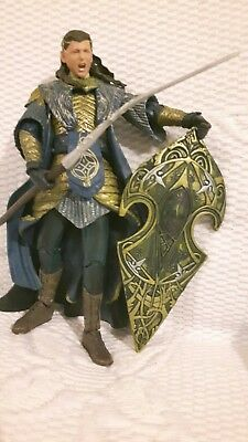Lord of the rings PROLOGUE GIL GALAD elf Action figure