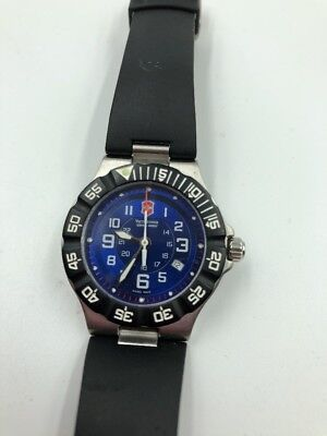 Victorinox Swiss Army Mens Wrist Watch