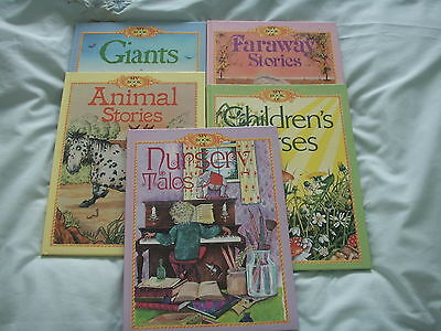 PRELOVED Bundle of 5 Read Aloud Books, Marshall Cavendish, VGC