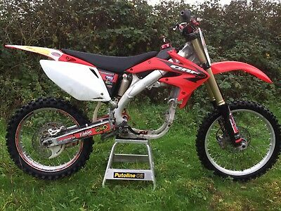 honda crf 450 rolling chassis 2006