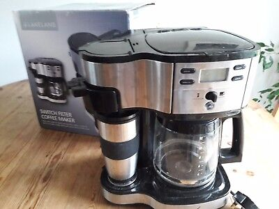 "Switch Filter Coffee Maker "" Lakeland"""