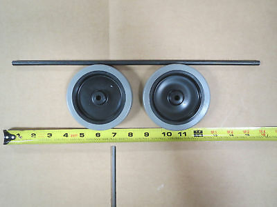 Replacement Wheels And Axle For Air King 9230 Fan