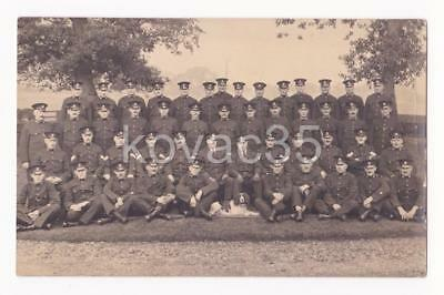 DURHAM/ HARTLEPOOL POLICE FORCE, RP PC c.1920-1930's_by Yeoman, West Hartlepool