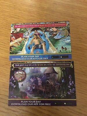 Alton Towers Tickets (Use By 31.10.17)