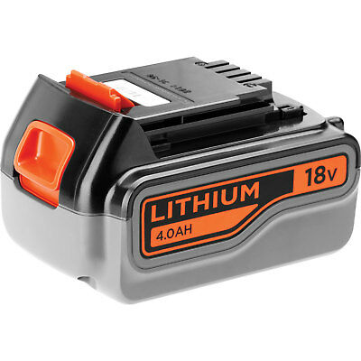 Black & Decker BL4018 18v Cordless Li-ion Battery 4ah