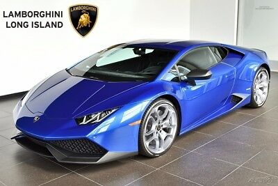 2016 Lamborghini Huracan Coupe Offered for Sale by Long Island's Only Factory Authorized Lamborghini Dealer