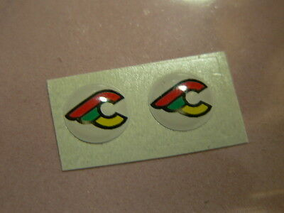 couple stickers resin for cinelli road supercorsa vintage