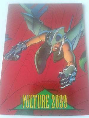 Marvel Universe Series 4 1993 - Red Foil Chase Card 2 - Vulture