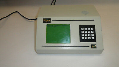 Lti Laboratory Technologies Wiper-100 Single Well Wipe Test Counter