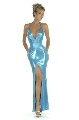Sexy Clubwear Long Gown Dress Exotic Dancer Stripper