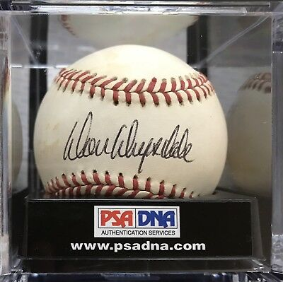 Don Drysdale Autographed National League Baseball, PSA/DNA COA